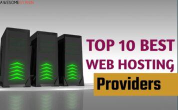 top 10 best hosting provider